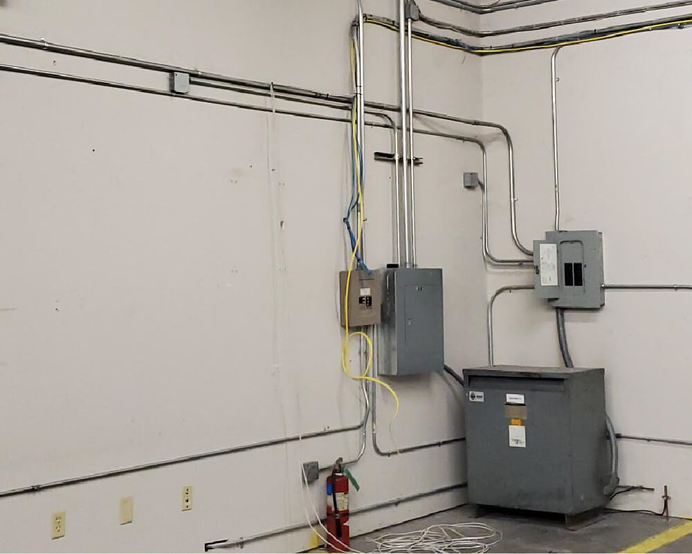 person doing wiring remodel katy tx